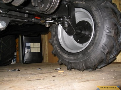 Gilson front axle upgrade_8