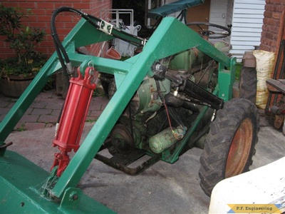 Holder articulated tractor_1